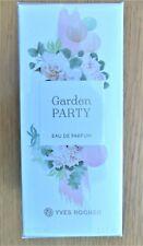 """* Yves ROCHER * Eau de parfum """"Garden PARTY"""" rose * 100 ml* NEUF sous cellophane"""