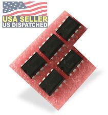 5 x FairChild/ OnSemi LM358N LM358 358 Low Power Dual Op-Amp 8 Pin DIP IC  -