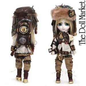 NEW - Isul Steampunk Helios  #JP919  Pullip Doll / Jun Planning /Groove -Retired