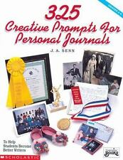 325 Creative Prompts for Personal Journals (Grades 4-8)