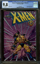 Marvel Collectible Classics #4 X-men #25 Chromium Cover CGC 9.8 White Pages