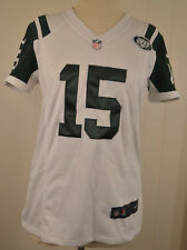 Womens Nike New York Jets #15 Tim Tebow Jersey NFL Authentic Jersey Medium White
