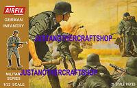Airfix 1/32 Scale Brown Box German Infantry Large Size Poster Advert Box Artwork