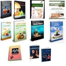 ✅ Mega PLR Paket mit 64 deutschen eBooks ✅