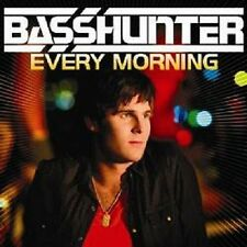 "Basshunter - ""Every Morning"" - 2009 - CD Maxi"