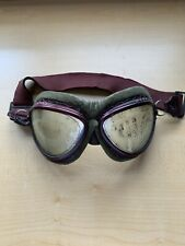 WW2 Imperial Japanese Army Air Force Pilot Flight Goggles