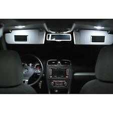 2x w5w t10 5630 LED iluminación interior interior luz maletero Xenon blanco L