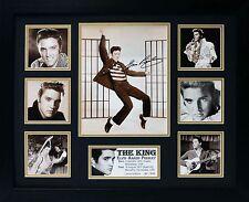 Elvis presley Limited Edition Framed Signed Memorabilia