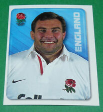 N°101 LEONARD ANGLETERRE ENGLAND MERLIN IRB RUGBY WORLD CUP 1999 PANINI