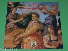 Bach - George Malcolm Cembalo - Italienisches Konzert - EX EMI LP