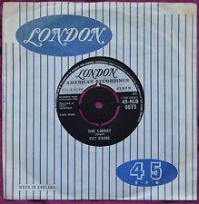 "Pat Boone – The Locket 7"" – 45-HLD 9573 – VG"