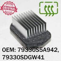 4 Pin Heater Resistor Motor Fan Blower Control For Honda CR-V Civic Suzuki SX4