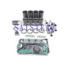B3.3 Engine Rebuild Gasket Kit Piston Ring Set Main Con-Rod Bearing For Cummins