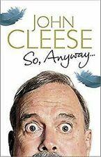 So, Anyway Tapa Dura de John Cleese