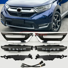 Fit For Honda CR-V G5 2017-2018 Original Front Fog/Driving Lights Lamps componen