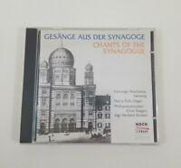 Gesange Aus Der Synagoge Chants of the Synagogue CD 1994 Koch
