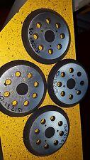 """DEWALT 151281-08  PACK OF 4 PZ SANDER PAD 5"""" HOOK & LOOP"""