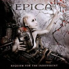 EPICA - REQUIEM FOR THE INDIFFERENT  CD