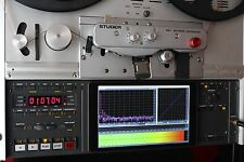 REVOX All-in-One Calibration Tape, Messband 19cm/s für A77, B77, PR99 etc.