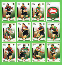 2006  SOUTH SYDNEY RABBITOHS  RUGBY LEAGUE INVINCIBLE CARDS
