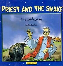 Priest and the Snake: English-Persian Reader for Children-ExLibrary
