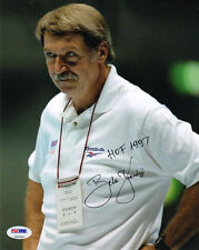 BELA KAROLYI SIGNED AUTOGRAPHED 8x10 PHOTO + HOF 1997 GYMNASTICS COACH PSA/DNA