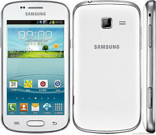 5 Pellicola OPACA per Samsung Galaxy Trend II Duos S7572 Opache Pellicole