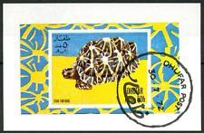 OMAN (Dhufar) - Emissioni locali senza validità postale - 1973 - Tartaruga