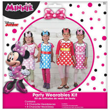 MINNIE MOUSE Happy Helpers PARTY WEARABLES KIT (16pc) ~ Birthday Party Supplies