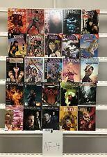Xena Supernatural Dark Horse 25 Lot Comic Book Comics Set Run Collection Box