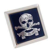 17th 21st Lancers Car Badge