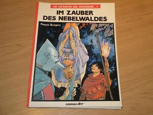 DIE GEFAEHRTEN DER DAEMMERUNG NO. 1 - ZAUBER DES NEB - CARLSEN - 2. AUFLAGE 1987