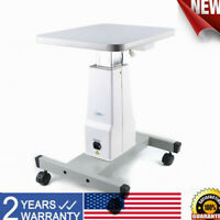 Optometry Electric Motorized Lift Table 600-820 mm Adjustable Height 40x48cm
