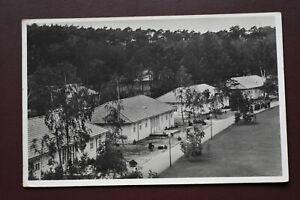 Germany Berlin 1936 Olympic Games Village used postcard card Athletics IOC Sport