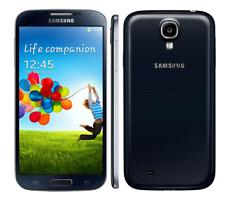 Nuevo BLACK Samsung Galaxy S4 GT-I9500 - 16GB 13.0MP - Unlocked Teléfono Celular