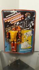 1980s vintage DYNAMIC ROBOT Space Dasher action figure Hong Kong SEALED
