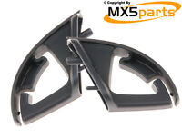 MX5 Modified Seat Belt Guide Set Genuine Mazda Mk3 NC 2005>2008