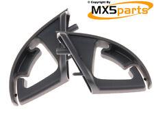 MX5 Modified Seat Belt Guide Set Genuine Mazda Mk3 NC 2005>2008