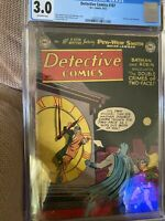 Detective Comics #187 CGC 3.0 OW (1952 Win Mortimer Two-Face Cover) UNPRESSED!