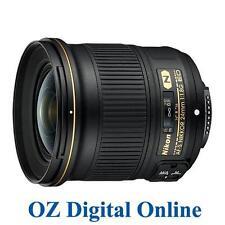 New Nikon AF-S NIKKOR 24mm f/1.8G ED Lens AFS 24 mm F 1.8 G 1 Yr Au Wty
