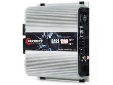 Taramps Bass 1200 1 Channel 1200W Rms 1 Ohm Power Car Amplifier