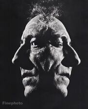 1949 Vintage Jean Cocteau By PHILIPPE HALSMAN France Writer Playwright Art 16x20