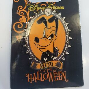 Halloween 2017 - Pluto Cameo Disney Pin 124279 New on Card 🎃