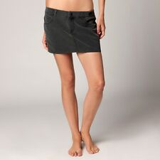 Fox Racing Womens Ariel Boardskirt Black Size 7