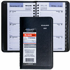 2022 At A Glance Dayminder G250 00 Weekly Appointment Book 3 916 X 6