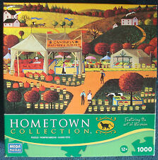 jigsaw puzzle 1000 pc Cambria Farmer's Market HomeTown Collection Heronim