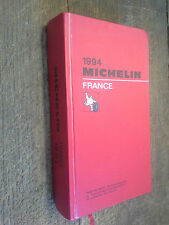 Guide Michelin 1994 France  rouge