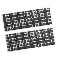 2x Laptop Keyboard Spanish Layout for HP EliteBook 8470p 8470w 6460b 6465b