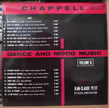 JEAN CLAUDE PETIT DANCE AND MOOD MUSIC  VOL.6  FRENCH LP  DMM 306