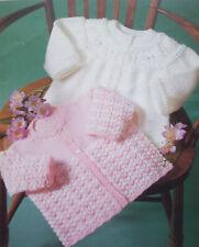 Sirdar - 4673 Sirdar mantas de bebé Baby en tejer patrón 4673 DK